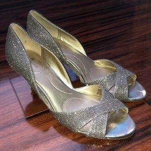 Sparkle heels 💎✨
